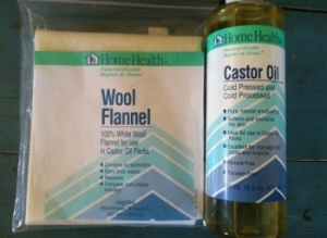 Another castor oil option